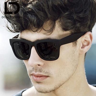 abf476d4c0 Qoo10 - DOLCE VISION Polarized Sunglasses Men Desiger Fashion Sun Glasses  For ...   Men s Bags   Sho.