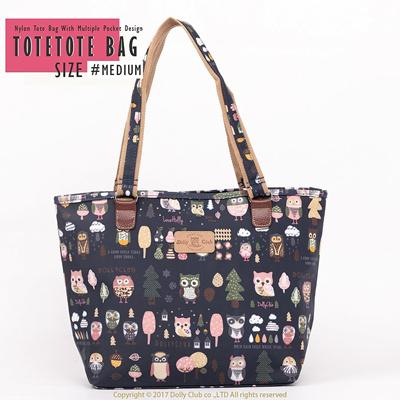 86327daa0c76 Qoo10 - NEW ARRIVAL PRINTS!!! Dolly Club 3 Compartment Shoulder Bag ...