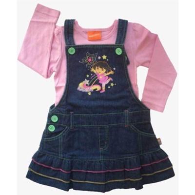 a3615a00d123 Qoo10 - Dora Outfit   Kids Fashion