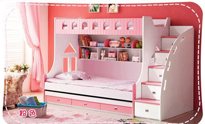 Double Deck Bed Bunk With Storage Stairs 1 9m 5m