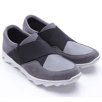 Qoo10 - Dr.Kevin Casual Shoes 13244 Abu-Hitam   Tas. Sepatu   Aksesories 8210dd1dff