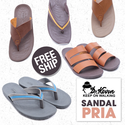Qoo10 - NEW COLLECTION   Dr. KEVIN   HOT PROMO   SANDAL PRIA   Tas ... d4b17a90c5