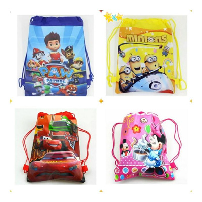 9e028bb6f477 Drawstring Bags /Kids Goodie Bags / Party Gift Bags / Children Day Gift /  Birthday Gifts