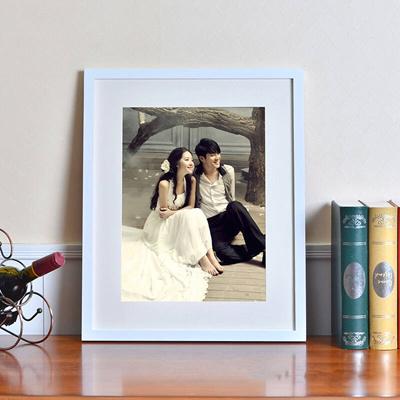 Qoo10 Dream Yali Mengyali Solid Wood Frame 12 Inch 16 Inch 18