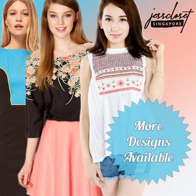 b7a079627002c Qoo10 - Dress   Tops   Women s Clothing