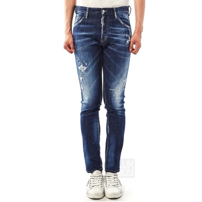be3a9f36 [DSQUARED2] Cool Guy S74LB0413 S30342 470 Man Jean