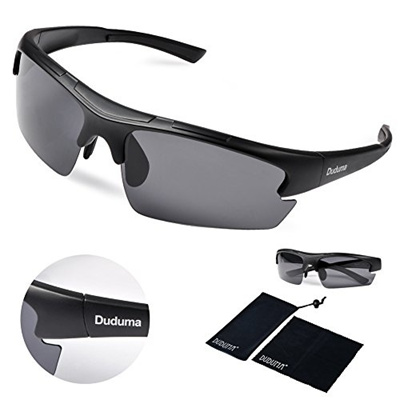 fc6955fb2bf Qoo10 - Duduma Polarized Designer Fashion Sports Sunglasses for Baseball  Cycli...   Fashion Accessor.