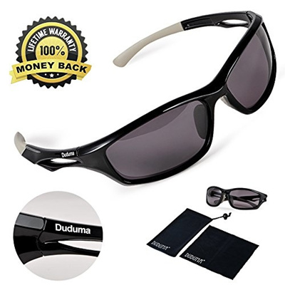 1fb9534fd088d Qoo10 - Duduma Polarized Sports Sunglasses for Running Cycling Fishing Golf  Tr...   Men s Bags   Sho.
