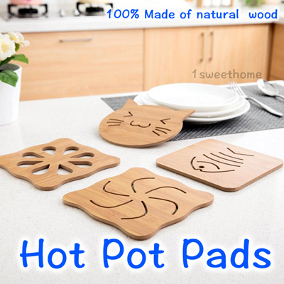 Qoo10 Durable And Beautiful Hot Pads Mat Table Pad Coaster Kitchen Dining