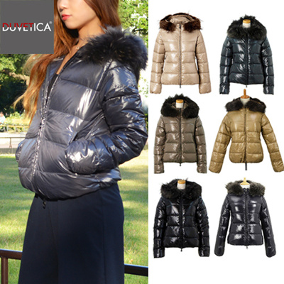 san francisco b3a85 46fcb DUVETICA DUVETICA DUVETICA 【Genuine imported directly】 Women's adara Adhara  D.030.07 / 1035.R-MFG down jacket fur ☆ 【100 yen wrapping available / sold  ...
