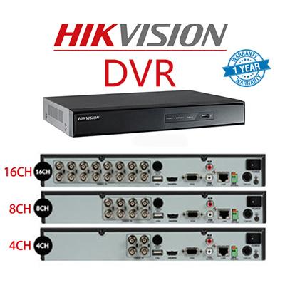 Hikvision dvr manual Recording