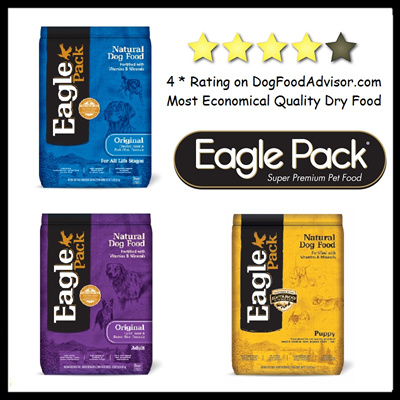 Eagle Pack Dry Dog Food Review