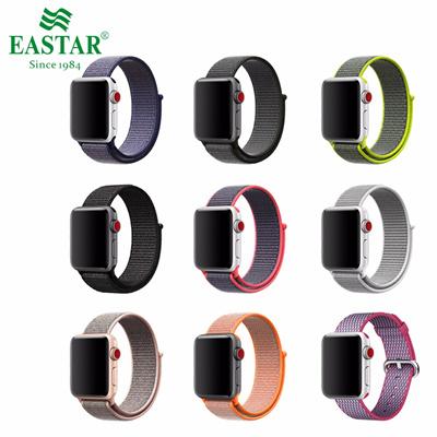 019535f06bb86f Qoo10 - Eastar Series 3/2/1 Woven Nylon Sports Strap for Apple Watch 42 mm  38 ... : Sportswear