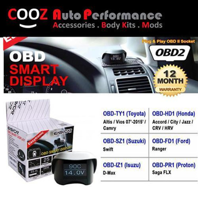Qoo10 easy car 10 in1 obd ii smart display monitor toyota vios easy car 10 in1 obd ii smart display monitor toyota vios 2007 2015 fandeluxe Image collections