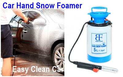 Qoo10 Car Wash Foamer Automotive Amp Industry