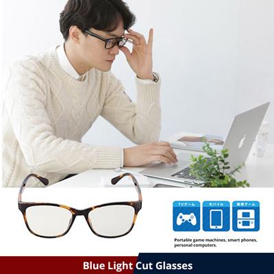 c176ddbf09 ☆Elecom Japan☆Blue Light Cut PC Glasses  UV Protection   Eye Protection