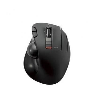 Elecom trackball mouse / thumb / 5 button / tilt function / Wireless Black