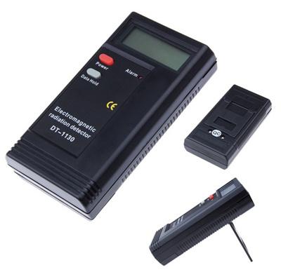 Electromagnetic Radiation Detector EMF Meter Dosimeter Tester Ghost Hunting  Equipment