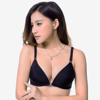 baabd6488 Qoo10 - Front clip bra   Underwear   Socks