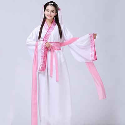 320258a11f4cb Elegant fairy costume clothing costumes dance costume guzheng spread ancient  Hanfu female skirt modi