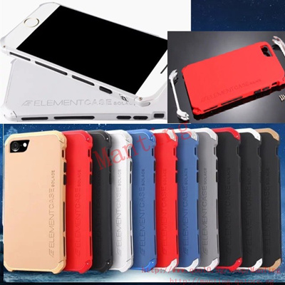 the latest a1217 70b87 Element Case Solace shell IPhone X/8/8 PLUS/7/7 Plus