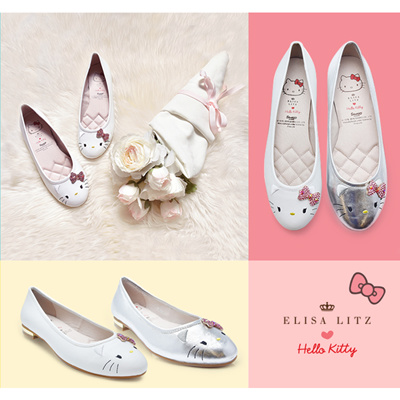 Qoo10 - HELLO KITTY FLATS   Shoes 099c8618a