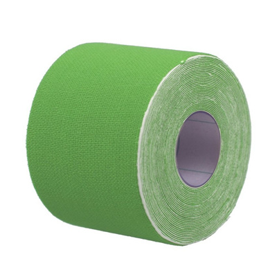 Emall 5m x 5cm Kinesiology Athletic Muscle Care Elastic Physio Therapeutic Tape 1 Roll Green