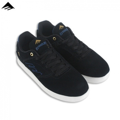 87b3ea8cf9 Qoo10 -  EMERICA  REYNOLDS LOW (Blue)   Shoes