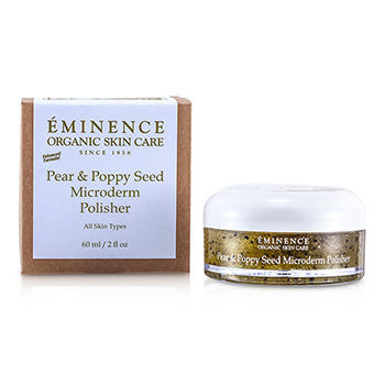Eminence Pear & Poppy Seed Microderm Polisher 2oz PLAN 36.5 Cucumber Plant Cell Daily Mask