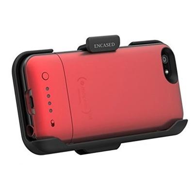 huge selection of bec8c d5c2e Encased Belt Clip Case Holster for Mophie Juice Pack Helium Air iPhone 5 5S