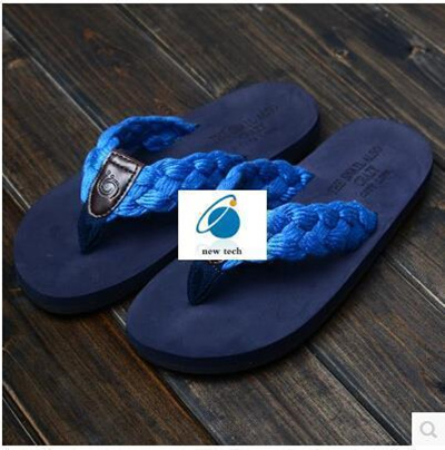 21d3b00d0 Qoo10 - End skid men beach slippers flip flops sandals slip slippers Korean  ma...   Shoes