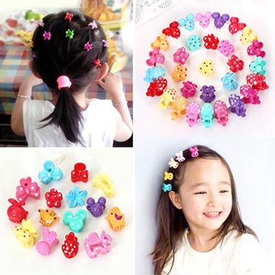 qoo10 energetic childhood children s hair accessories baby catch