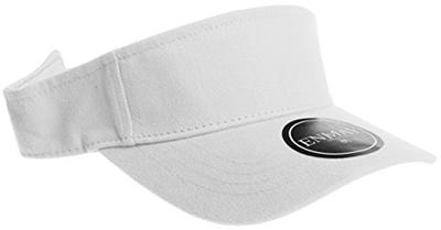 d20ffefb964 Qoo10 - Enimay Sports Tennis Golf Sun Visor Hats Adjustable Velcro Plain  Brigh...   Men s Bags   Sho.