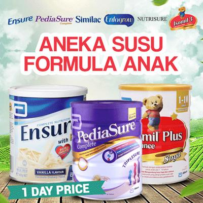 Ensure vanila 1000gram / Aneka Susu Formula Anak ( Premium )