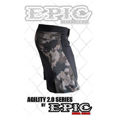 Agility 2 0 Epic MMA Gear WOD Shorts for Men Sports & Outdoors
