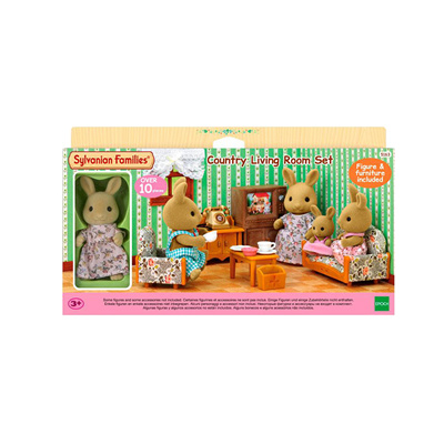 Exceptionnel EPOCH Sylvanian Families Country Living Room Set 5163