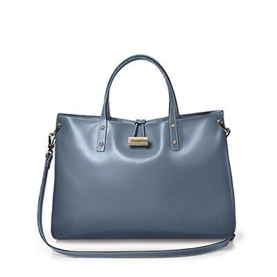 7f581a541df3c5 Qoo10 - Eric Javits Luxury Fashion Designer Womens Handbag - Cheri - Blue :  Men's Bags & Shoes