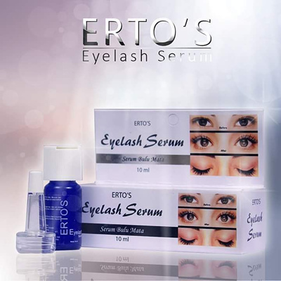 f1e29a87975 Qoo10 - ERTOS Eyelash Serum 10mL : K-Beauty