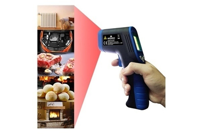 Etekcity Lasergrip 774 Non-contact Digital Laser IR Infrared Thermometer  Temperature Gun -50★ to +38