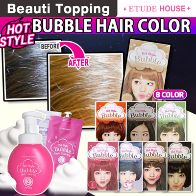 e34be73eb8aa Qoo10 - 2018 NEW☆ETUDE HOUSE☆Hot Style Bubble Hair Coloring Beauti ...