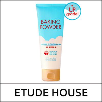 Znalezione obrazy dla zapytania ETUDE HOUSE BAKING POWDER BB Deep Cleansing Foam- 160ml