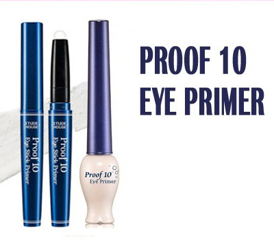 [ETUDE HOUSE] Proof 10 Eye Primer 10ml/Proof 10 Eye Stick Primer 1.3