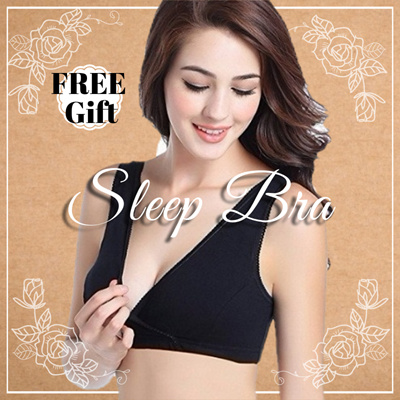 46db8cc2ba Qoo10 -  EugeneSella  NURSING SLEEP BRA  Cotton Microfibre Bamboo   Baby    Maternity