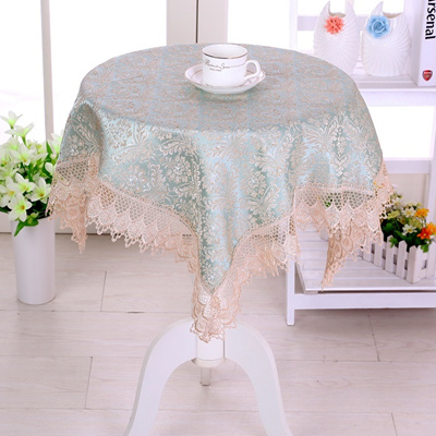 Small Round Table Cloths.European High End Small Round Table Cloth Fabric Garden Coffee Table Cloth Tablecloth Oblong Pieces