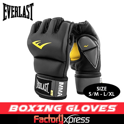 Everlast Boxing Gloves/MMA Boxing Gloves/Gym boxing/ Fitness Punch/MMA  Grappling/NO 1 LOCAL SELLER !