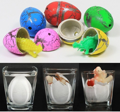 Festive & Party Supplies Clever Lovely 1 Pcs Magic Hatching Growing Dinosaur Add Water Grow Dino Egg Children Kid Fun Funny Toys Gift Gadget Home & Garden