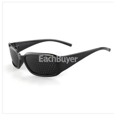 Eye Vision Care Exercise Eyesight Improve Pinhole Glasses Eyeglasses  Eyewear New Model 1-x