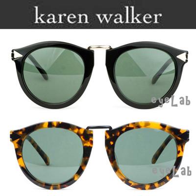 292328e9dacf  EYELAB  KAREN WALKER HARVEST Asian Fit Designer Glasses frames Sunglass  Free delivery. prev next