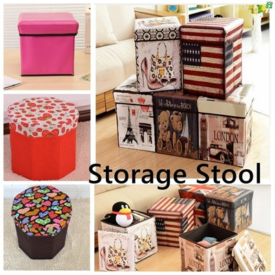 Incredible Fabric Storage Stool Leather Ottoman Seat Folding Storage Chair Cubic Storage Box Office Chair Sing Forskolin Free Trial Chair Design Images Forskolin Free Trialorg