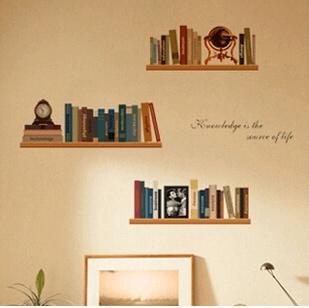 Fake Books Bookshelves Wall Bedroom Bedside Living Room Study Dormitory Bedroom Desk Wall